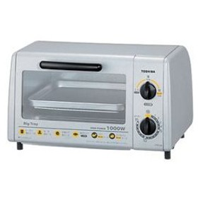【在庫目安:お取り寄せ】東芝  HTR-J35(S) オーブントースター (シルバー)