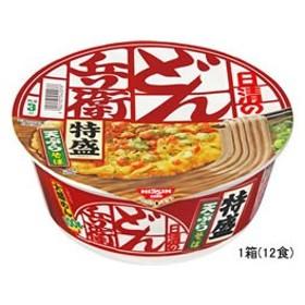 日清食品/日清のどん兵衛特盛天ぷらそば[東]143g 12食