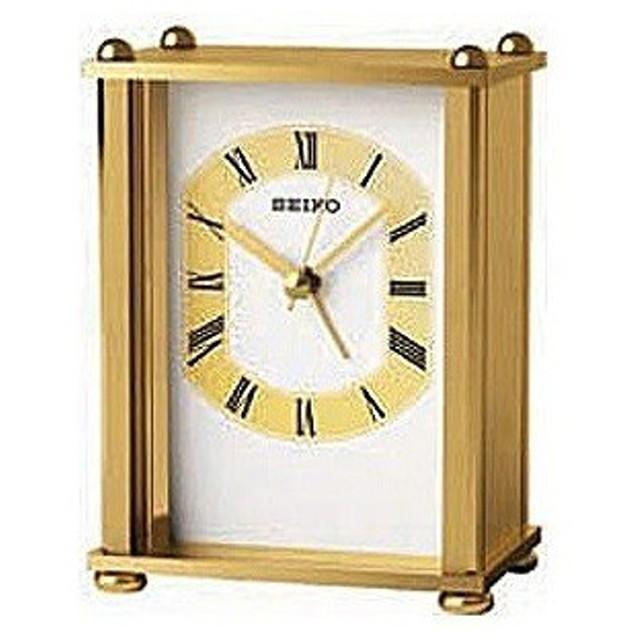 セイコー 置き時計 QK733G