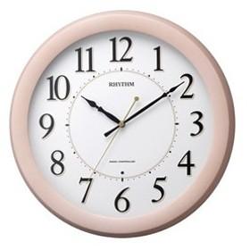 8MYA24SR13 リズム時計工業 電波掛時計 フィットウェーブリッツ