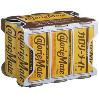 ◆大塚製薬 カロリーメイト缶 コーヒー味 200MLX6