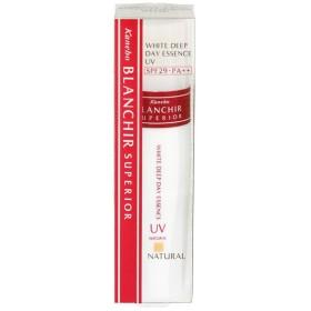 「カネボウ」 ブランシールスペリア ホワイトディープデイエッセンスUV (ナチュラル) 30ml 「化粧品」