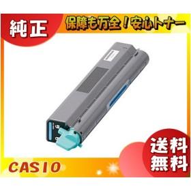 「送料無料」一般トナー カシオ N30-TSC-N シアン (純正)