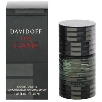 ダビドフ DAVIDOFF ザ・ゲーム EDT・SP 40ml 香水 フレグランス THE GAME