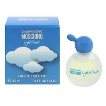 モスキーノ MOSCHINO チープ アンド シック ライトクラウズ ミニ香水 EDT・BT 4.9ml 香水 フレグランス CHEAP AND CHIC LIGHT CLOUDS