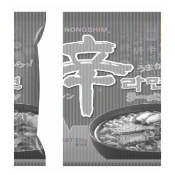 農心 辛ラーメン 120g まとめ買い(×10) 8801043150606(dc)