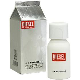 DIESEL ディーゼル プラス プラス フェミニン EDT・SP 75ml 香水 フレグランス DIESEL PLUS PLUS FEMININE