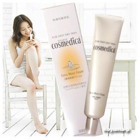 コスメディカ エクストラモイストクリーム 45g 乾燥肌・敏感肌・低刺激性・無香料・無着色・エタノール無添加 cosmedica 医薬部外品
