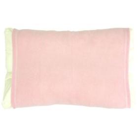 メリーナイト のびのびピロケース カラー/NE3209-16 ピンク/320x520mm