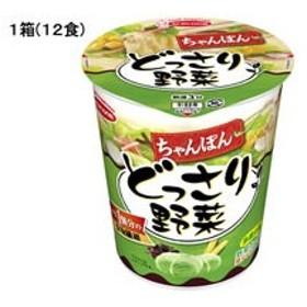 エースコック/どっさり野菜 ちゃんぽん 12食