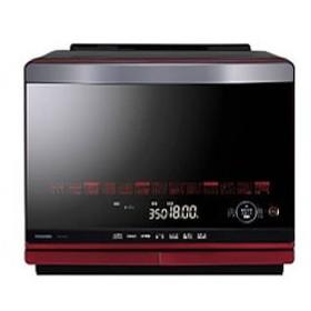 ER-ND500-R 東芝 加熱水蒸気オーブンレンジ (グランレッド)