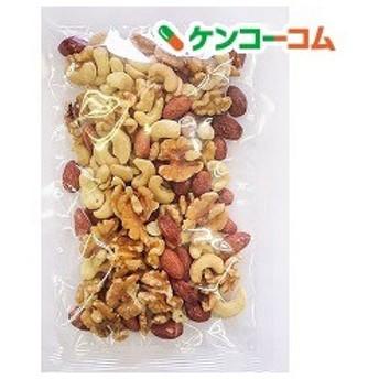 椿屋 塩・油不使用 オリジナル焙煎無添加ミックスナッツ ( 500g )