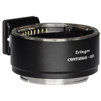 《新品アクセサリー》Fringer(フリンガー) スマートマウントアダプター コンタックス645/フジGFX用 AF 電子接点付 FR-C6GF