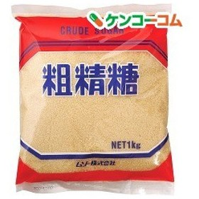 ムソー 粗精糖 ( 1kg )