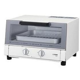 TIGER オーブントースター やきたて KAM-H130-W