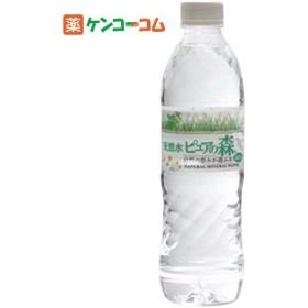 ピュアの森 ナチュラルミネラルウォーター ( 500mL24本入 )/ ピュアの森