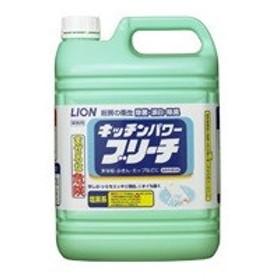 【業務用洗剤】LION(ライオン) キッチンパワーブリーチ  5kg【190】