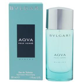 ブルガリ BVLGARI アクア プールオム マリン EDT・SP 30ml 香水 フレグランス AQVA POUR HOMME MARINE
