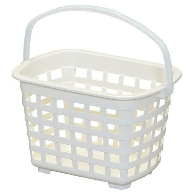 洗濯かご ランドリーバスケット アイリスオーヤマ
