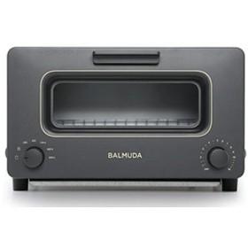 バルミューダ スチームオーブントースター BALMUDA The Toaster K01E-KG [ブラック]/送料無料!(沖縄・離島は除く)