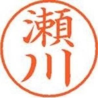 シヤチハタ ネーム9既製 XL-9 1338 瀬川