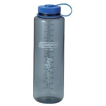ナルゲン NALGENE 広口1.5リットル Tritan グレー 1.5リットル 水筒・ボトル 新素材 bpa free bpaフリー