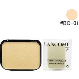 ランコム LANCOME タン ミラク コンパクト (レフィル) #BO-01 10g 化粧品 コスメ TEINT MIRACLE COMPACT FOUNDATION SPF20/PA++ BO-01