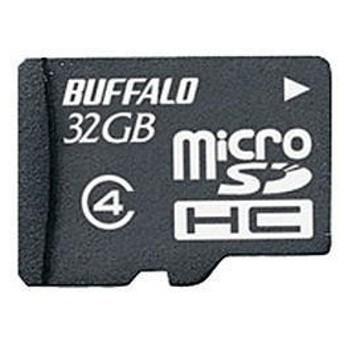 バッファロー RMSD-BS32GB microSDHCカード 32GB