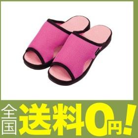 ガチ押し健康ルームサンダル ふみっぱ ピンク