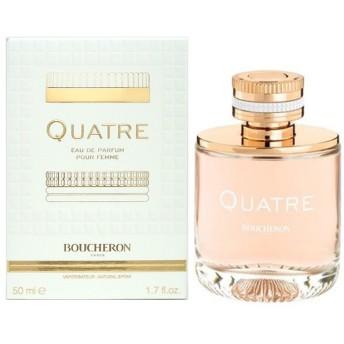 ブシュロン BOUCHERON ブシュロン キャトル プールファム EDP SP 50ml BOUCHERON Quatre Pour Femme Eau De Parfum 【香水 フレグランス】