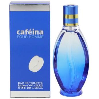 カフェカフェ CAFE CAFE カフェイーナ オム EDT・SP 100ml 香水 フレグランス CAFEINA POUR HOMME