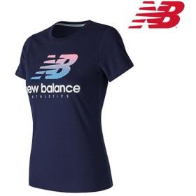 ニューバランス New Balance レディース 半袖Tシャツ AWT71654