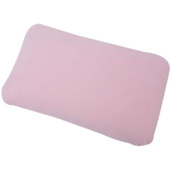 枕 まくら 綿まくら ホイップピロー(マイクロ&粒わた) ピンク 62SR02AZ35