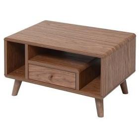 ローテーブル テーブル 幅60 コンパクト ミニテーブル リビングテーブル/FAP-0013-BR ブラウン