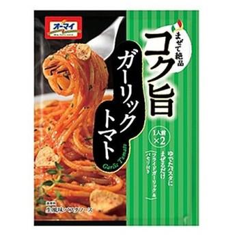 日本製粉 オーマイ 生風味 コク旨ガーリックトマト 41.6×2食入り