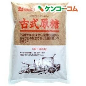 創健社 古式原糖 ( 800g )