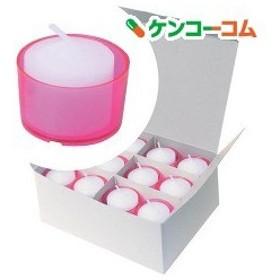 カメヤマ カラークリア カップボーティブ 6H ピンク ( 24コ入 )/ カメヤマキャンドル