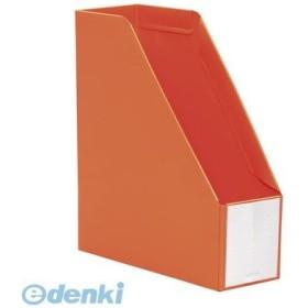 セキセイ  AD-2650-51 ボックスファイル オレンジ【1個】 AD265051