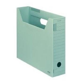コクヨ ファイルボックス−FS<Fタイプ> A4 収容幅68ミリ 緑 A4-SFFN-G