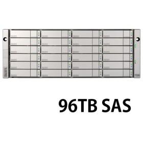 Promise プロミス テクノロジー VTrak x30 シリーズ 96TB 24 x 4TB SAS 3U RAID サブシステム HC855PA/A HC855PA/A ヤマト便配送