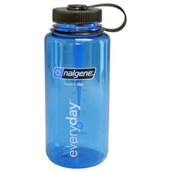 ナルゲン NALGENE 水筒 広口1.0リットル Tritan ブルー ボトル bpa free 1L 1リットル