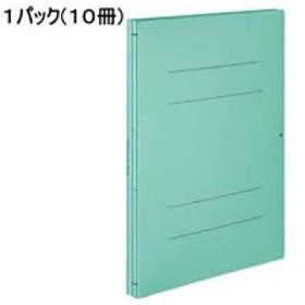 コクヨ/ガバットファイル〈ツイン〉(活用・紙製) A4タテ 青 10冊