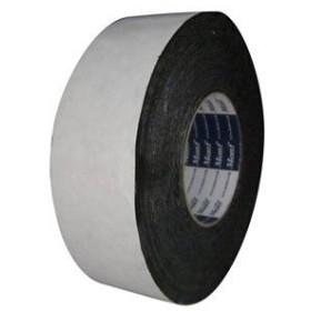 古藤工業 Monf 両面ブチル 防水気密テープ W-503 黒 50mm×15m