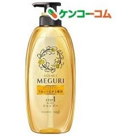 アジエンス メグリ ゴワつきやすいうねって広がる髪用 シャンプー ポンプ ( 430mL )/ アジエンス メグリ