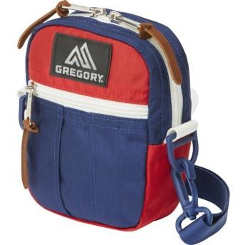 グレゴリー GREGORY Quick Pocket Liberty Blue Sサイズ クイックポケット ショルダーポーチ