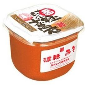 カネショウ 青森の味!津軽の伝統の米味噌 津軽十万石味噌(赤) 1kgカップ入 メーカー在庫品