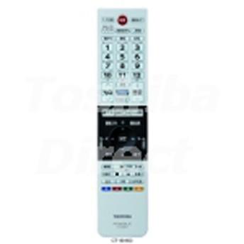 東芝 レグザ テレビリモコン REGZA 純正 新品 CT-90463 の後継品 CT-90481 75040359 75044336