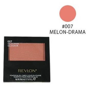 レブロン パウダー ブラッシュ #007 MELON DRAMA (チーク) 5g