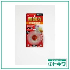 ニトムズ 超強力両面テープ透明材料用20×1.2 T4611 ( T4611 )