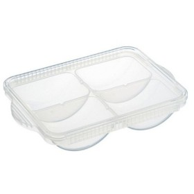 冷凍小分けトレー 保存容器 離乳食用 80ml 4個入/TRMR4